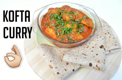 Kofta Curry - Why eat out?