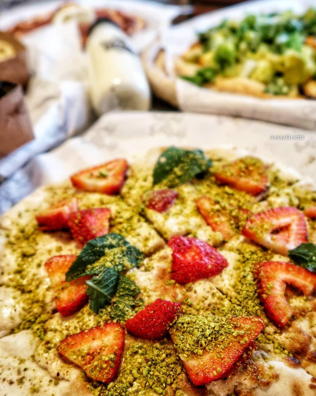The Lebanese Bakery London