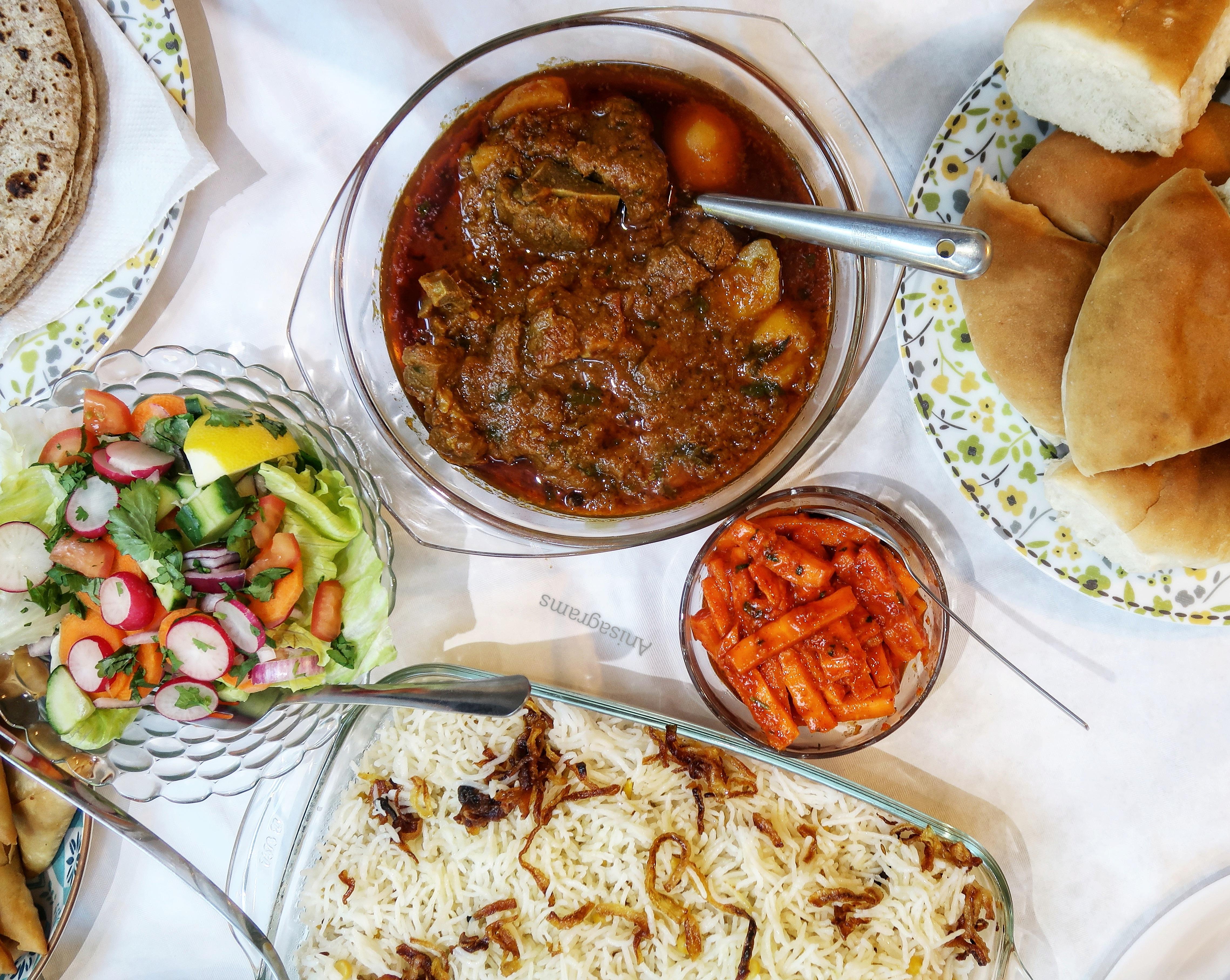 Naan Gosht AKA Lamb Curry
